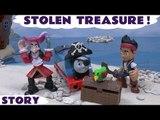 Jake Pirates Play Doh Thomas and Friends Pirate Story Disney Jake & The Neverland Pirates Playdough
