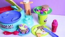 Play Doh Flip 'n Serve Breakfast Waffles Pancakes Bacon Smoothies Play-Doh Breakfast Time Set Part 1