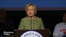 Hillary Clinton Says Bernie Sanders' Numbers Don't Add Up