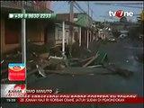 VIDEO TSUNAMI CHILE 2015 Begini Penampakan Dahsyatnya Tsunami 3 Meter di Chile dari Udara
