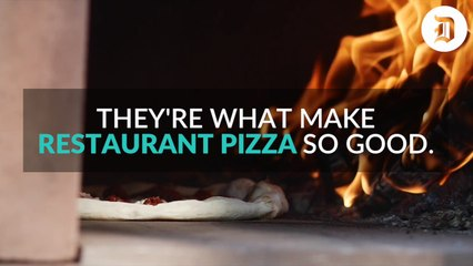 Making restaurant-quality pizza just got a lot easier