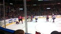 Match remparts de Québec contre les wildcat de Moncton
