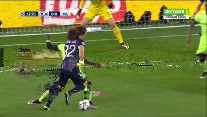 Paris SG 2-2 Manchester City - 6_4_2016 Highlights