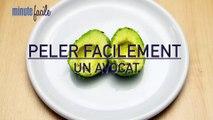 Cuisine : Eplucher facilement les fruits et légumes sans se fatiguer