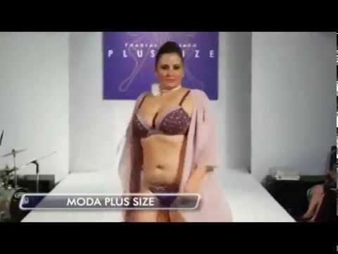 01-08-2014 - MODA PLUS SIZE - ZOOM TV JORNAL
