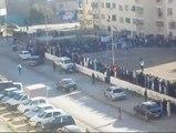 INSOLITE EN ALGERIE  ambiance de folie dans un match de quartier !!!