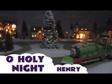 O Holy Night Christmas Trackmaster Snow Clearing Henry Toy Thomas The Tank Train Set Tank Engine