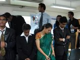 LCVP SHOWER, AIESEC in Independent University,Bangladesh (IUB), LCONG 10/11