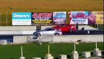 13-15 Honda Civic Si 4dr vs 03-08 Nissan 350Z Drag Race