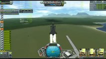 KSP: Space Shuttle Staging Mistake
