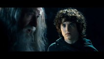 The lord of the rings  The Fellowship of the Rings-So do all who live to see such times