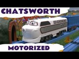 Chuggington Chatsworth Christian Motorized Plarail Kids Toy on Tomy Thomas & Friends Toy Train Set
