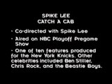 Spike Lee hails a cab/ Director: Paul Carluccio & Spike Lee