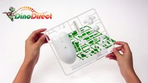Funny 6 in 1 Robot Solar Educational Assemble Toys Kit  from Dinodirect.com