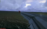 [FSX] İstanbul Ataturk Airport Landing Airbus 321