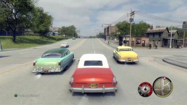Mafia 2 Walkthrough Gameplay Part 21 THE MAFIA NEVER FORGETS Part 3