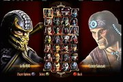 Mortal Kombat 9 Marshall Law (Liu Kang) vs Boris (Liu Kang) Match 4