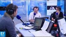 Emmanuel Macron en marche et Facebook qui accélère dans la vidéo en direct : les experts d'Europe 1 vous informent