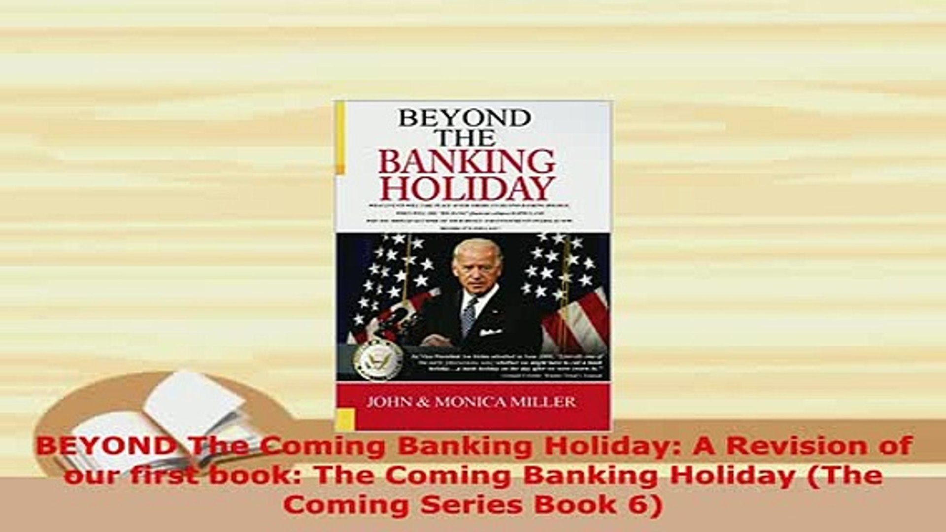 PDF  BEYOND The Coming Banking Holiday A Revision of our first book The Coming Banking Read Full Ebo