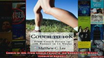 Download  Couch to 10K From Couch Potato to 10K Runner in 14 Weeks Couch to Runner Full EBook Free