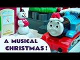 Christmas Delivery Thomas The Tank Engine Trackmaster Train Set Kids Toy Thomas The Tank Engine