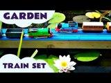 Percy on Tomy Garden Thomas The Tank Engine  Plarail Track Kids Toy Train Set Thomas The Tank Engine