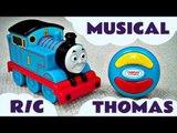 Easy Go R/C Musical Thomas & Friends kids Toy Train Set Thomas the Tank Engine