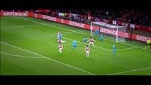 Le match (presque) tranquille de Ter Stegen contre Arsenal