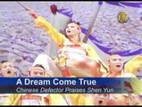 Chinese Defector Praises Shen Yun Performing Arts