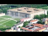 Caserta - Alloggi interni alla Reggia, danno da 1,2 milioni: indaga Corte dei Conti (07.04.16)