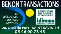 Saint-Jean-d'Angély  MAISON DE VILLE SAINT JEAN D'ANGELY 15