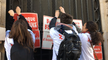 Panama Papers : Attac bloque l'accès d'une agence Société Générale à Paris