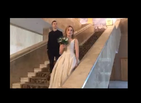 Свадьба Нестеровича и Решетниковой (07.04.2016)