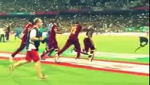 Celebrations of West Indies After Winning the World cup 2016 - England vs West Indies T20 World Cup mubarik world1