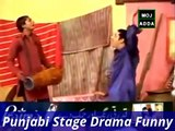 Pyar Da Station - Zafri khan Best Comedy Drama - Punjabi Stage Drama Videos