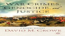 Read War Crimes  Genocide  and Justice  A Global History Ebook pdf download