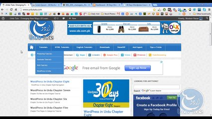 How to Create Post in WordPress   WordPress Urdu Tutorials