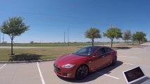 VÍDEO: Así es el Tesla que se mueve con la mente