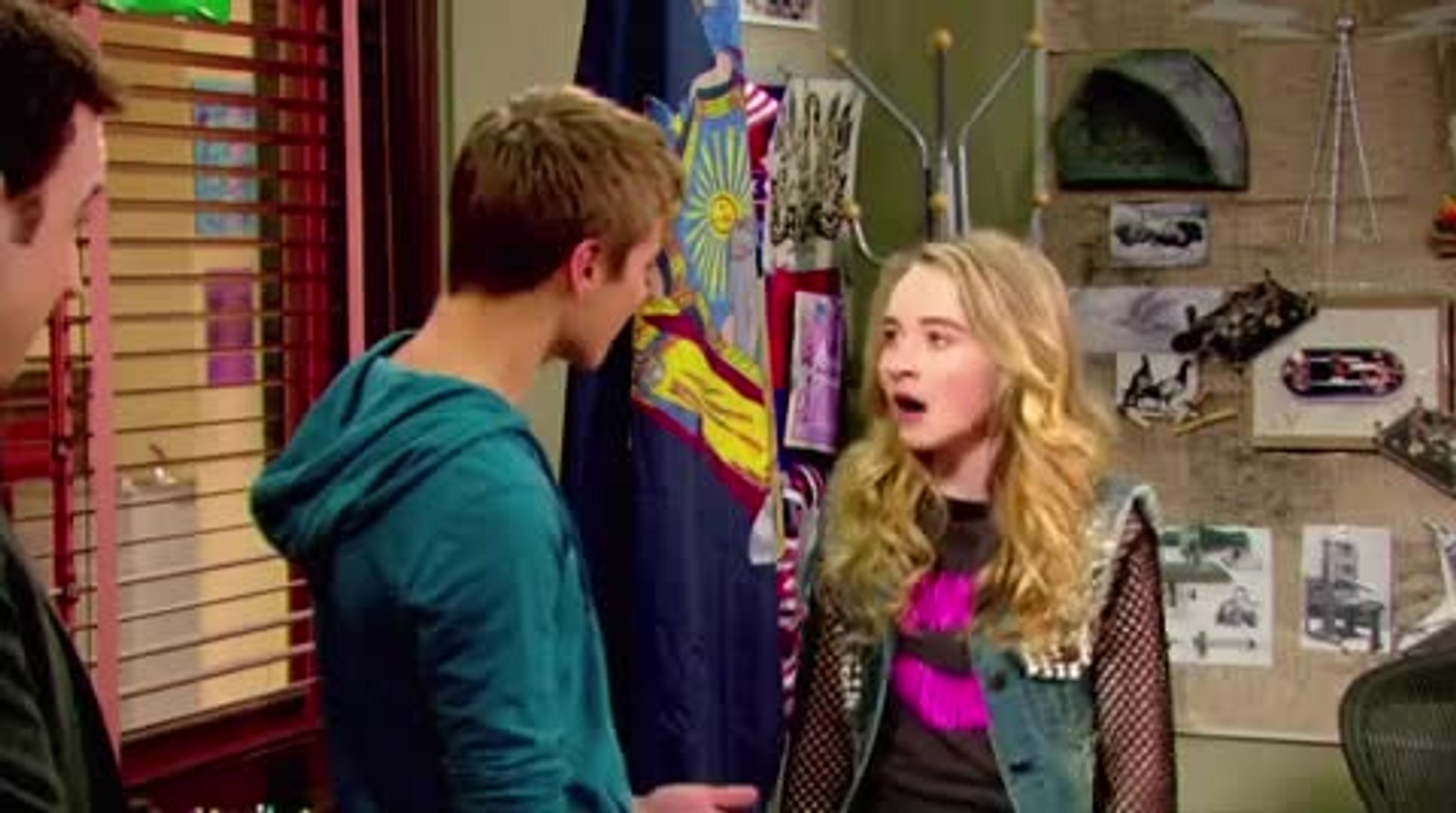 Girl meets world riley gets jealous