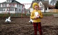 Une journaliste de 9 ans répond à ses détracteurs aux États-Unis