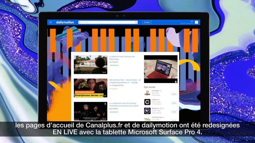 Le Remix | Microsoft Surface Pro 4 - Case Study