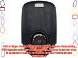 LuguLake Enceinte Bluetooth Portable Stéréo étanche Sans fil Haut Parleur Pour la douche salle
