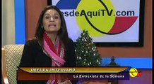 Imelda Interiano y DesdeAquiTV.com le desean FELIZ NAVIDAD!!!