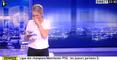 Une journaliste d'iTélé s'étouffe en plein direct (vidéo)