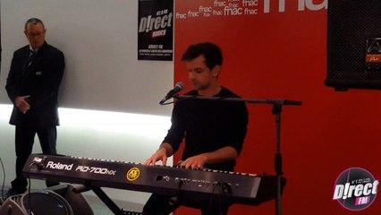 Showcase de Josef Salvat à la FNAC de Nancy