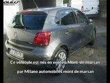 Volkswagen polo occasion visible à Mont-de-marsan présentée par Milano automobiles mont de marsan