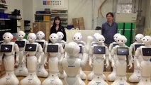 Des robots chanteurs massacrent Beethoven