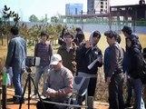 Kim Tae Hee - SmartCable CF Making Film 23.08.2013