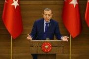 Erdoğan: Yerli ve Milli Polis Teşkilatı İnşa Ediliyor