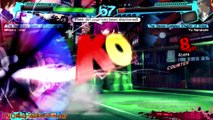 "Persona 4 Arena Ultimax Arcade Mode - Match #5: ""Mitsuru Kirijo Vs. Yu Narukami"" {English, Full HD}"
